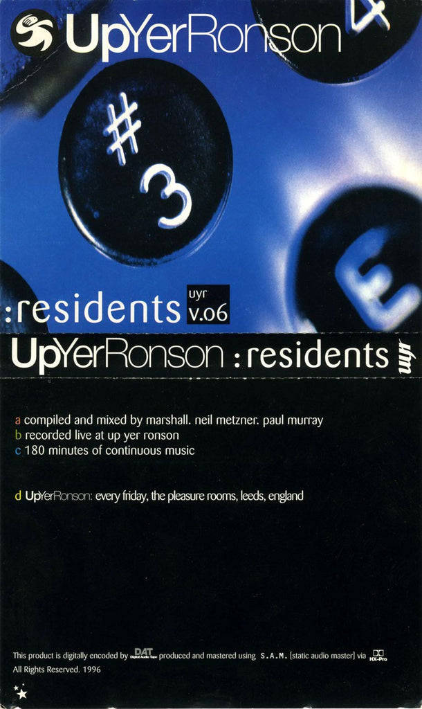 Boxed: UpYer Ronson - Paul Murray [Download]