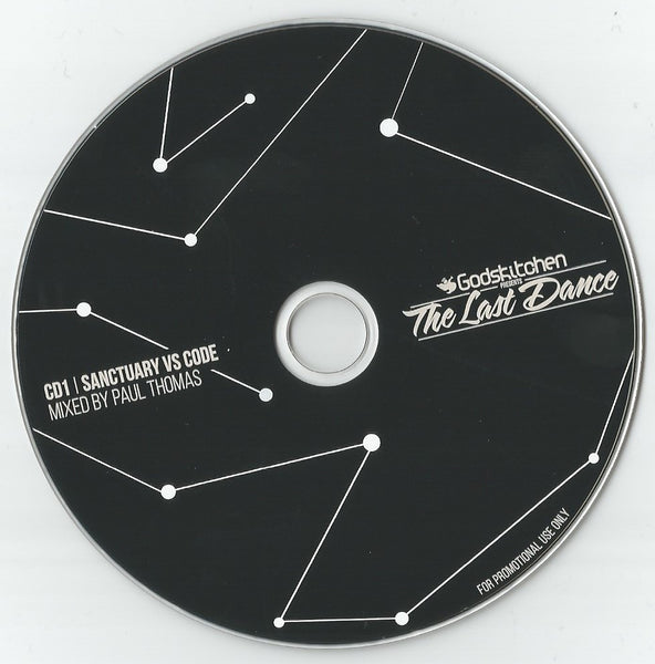 Godskitchen: The Last Dance - Mixed By Same Mitcham & Paul Thomas