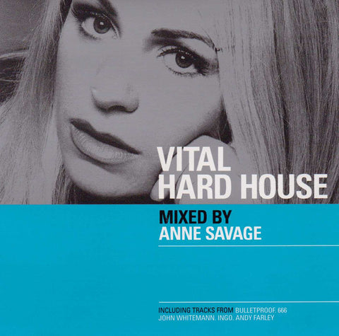 Anne Savage  ‎–  Vital Hard House