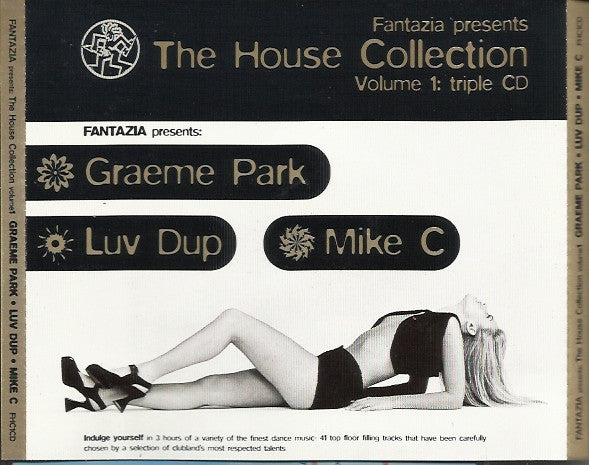 Various  ‎–  The House Collection Volume One