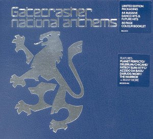 Various  ‎–  Gatecrasher: National Anthems