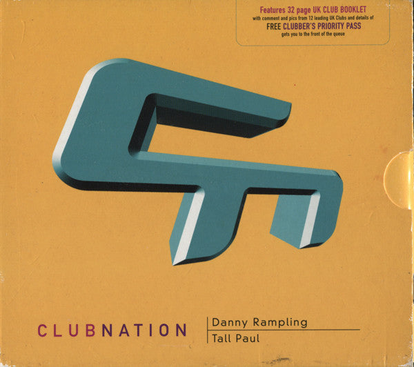 Club Nation: Danny Rampling / Tall Paul