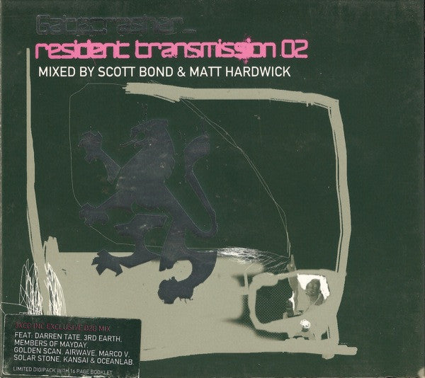 Gatecrasher Resident Transmission 02 (CD 2003) Scott Bond & Matt Hardwick