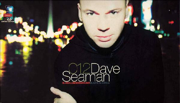 Various - Dave Seaman (Global Underground 013) Buenos Aires Limited Edition
