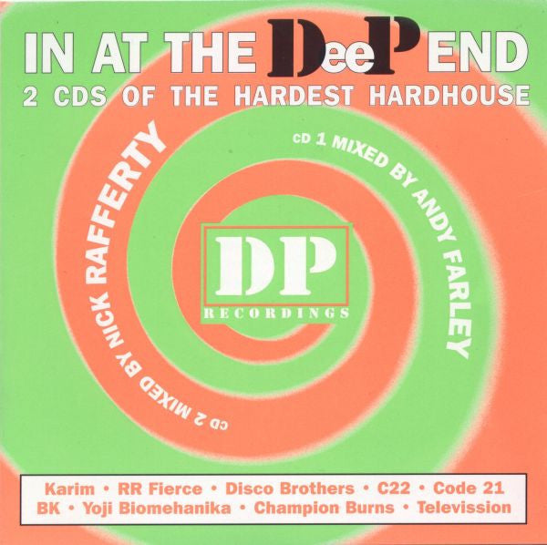 Various  ‎–  In At The DeeP End