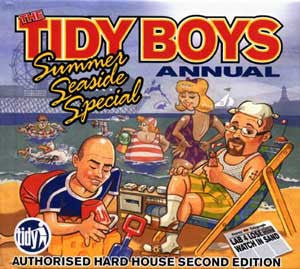 Various  ‎–  The Tidy Boys Annual: Summer Seaside Special