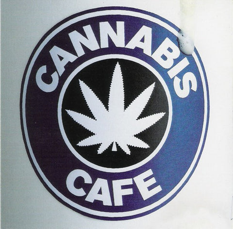 Various  ‎–  Cannabis Cafe