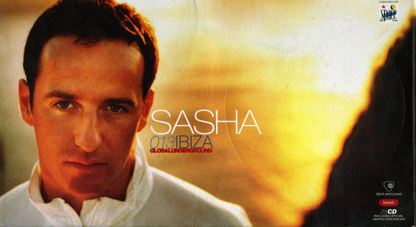 Various - Sasha (Global Underground 013) Ibiza Limited Edition