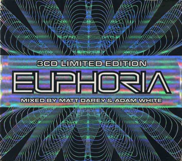 Matt Darey & Adam White ‎–  Limited Edition Euphoria