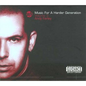 Andy Farley  ‎–  Music For A Harder Generation Volume 3