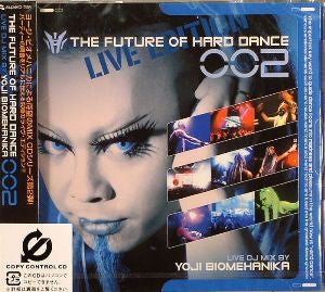 Yoji Biomehanika  ‎–  The Future Of Hard Dance 002