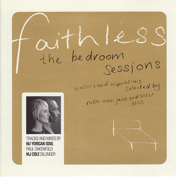 Faithless ‎–  The Bedroom Sessions