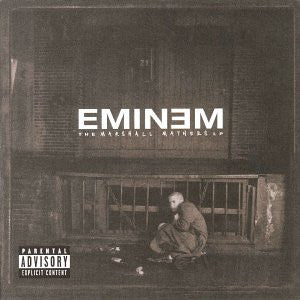 Eminem - Marshall Mathers LP (Parental Advisory, 2000)