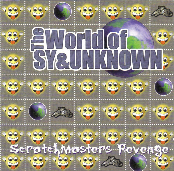 The World Of Sy & Unknown - Scratchmasters Revenge