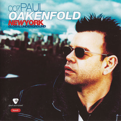 Paul Oakenfold  ‎–  Global Underground 007: New York