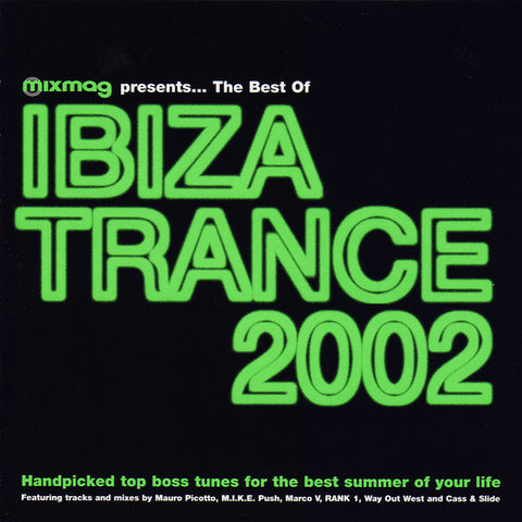 Various ‎–  The Best Of Ibiza Trance 2002