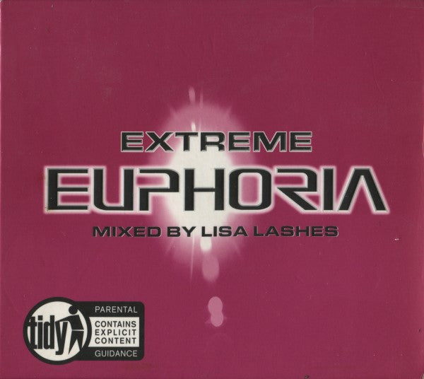 Lisa Lashes ‎–  Extreme Euphoria (Purple)