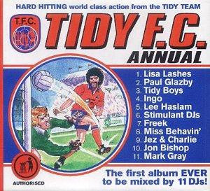 Various  ‎–  Tidy F.C. Annual