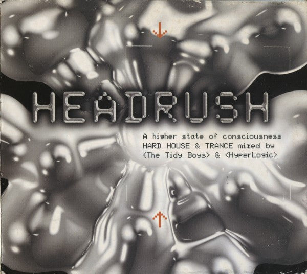 The Tidy Boys &  HyperLogic  ‎–  Headrush
