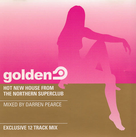 Darren Pearce  ‎–  Golden