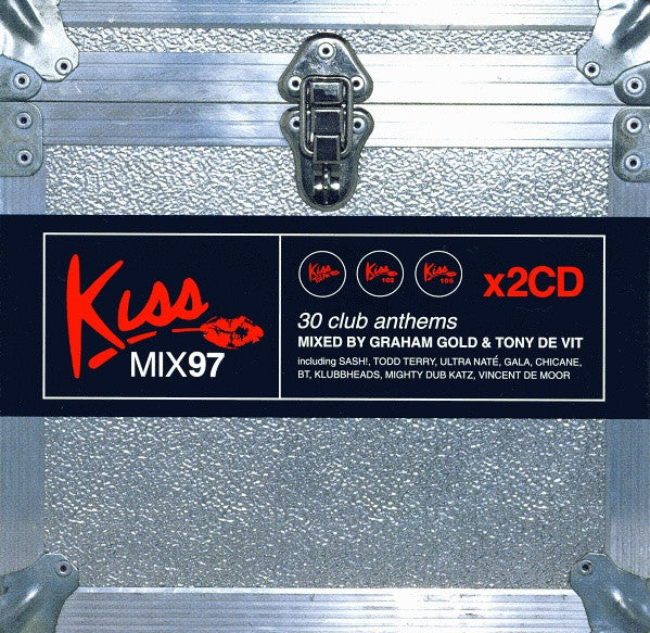 Kiss Mix 97 - Mixed by Graham Gold & Tony De Vit