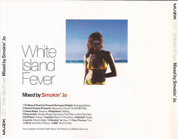 Smokin' Jo  ‎–  White Island Fever