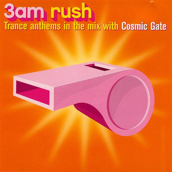 Cosmic Gate  ‎–  3AM Rush