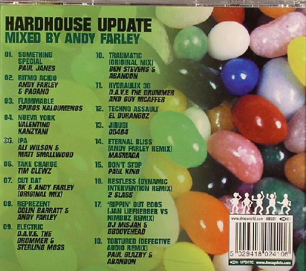 Andy Farley - Hardhouse Update