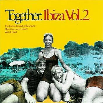 Corvin Dalek  ‎–  Together. Ibiza Vol. 2