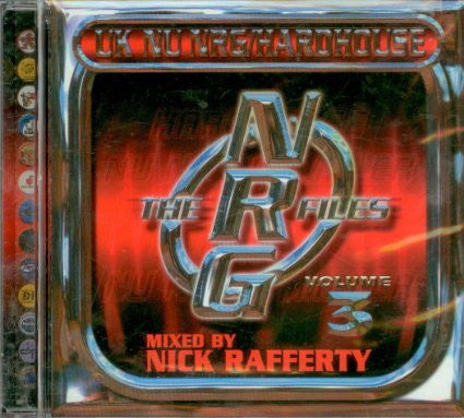 Nick Rafferty ‎–  The NRG Files Vol.3
