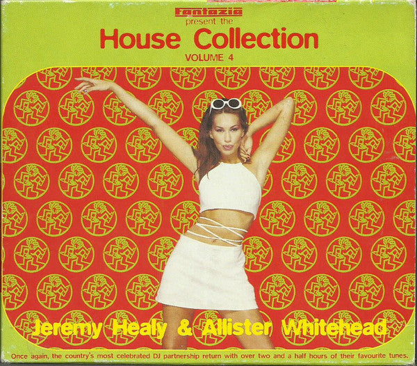 Fantazia - House Collection, Vol. 4 (1996) Jeremy Healy & Allister Whitehead