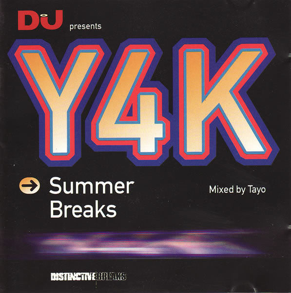 Tayo  ‎–  Y4K Summer Breaks