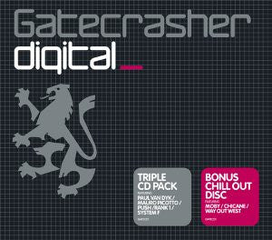 Various Artists - Gatecrasher (Digital, 2001) Mixed By Scott Bond