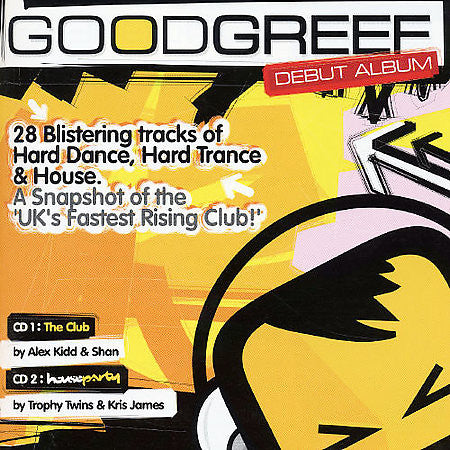 Various  ‎–  Goodgreef The Album