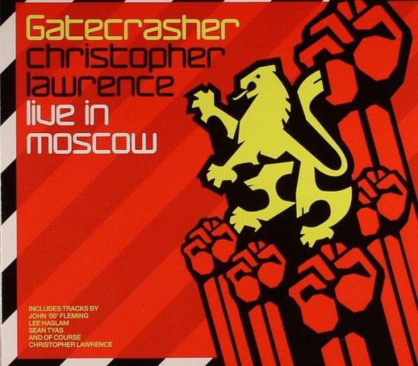 Christopher Lawrence - Gatecrasher ( Live in Moscow/Mixed by , 2007)