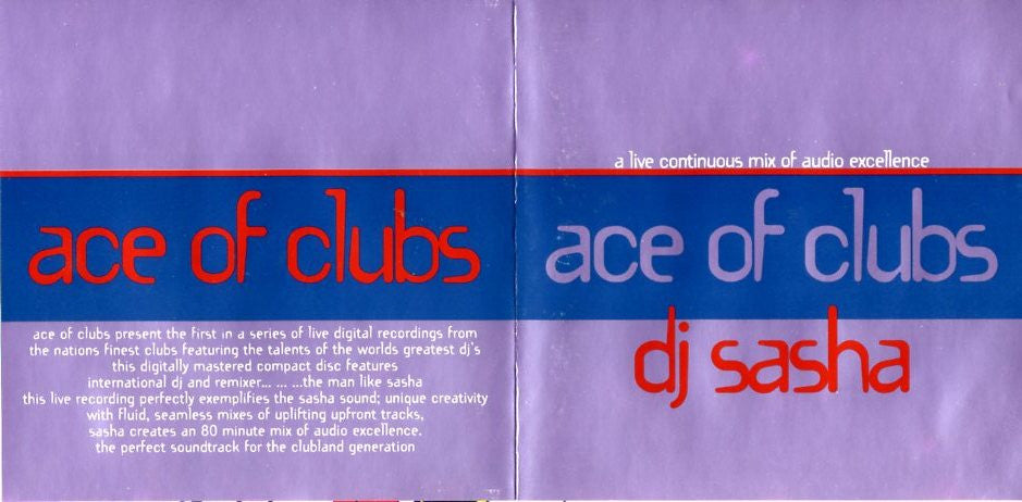 Ace of Clubs - Sasha [Download]