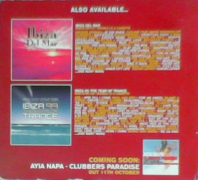 Various  ‎–  Ibiza 99 - The Year of Trance Vol. 2 **Damaged Case**