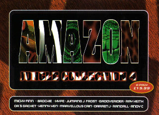 Amazon Vol.4 - DJ Hype b2b Brockie [Download]