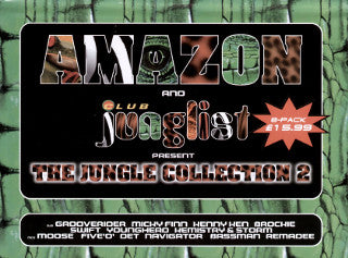 Amazon & Club Junglist - Grooverider [Download]