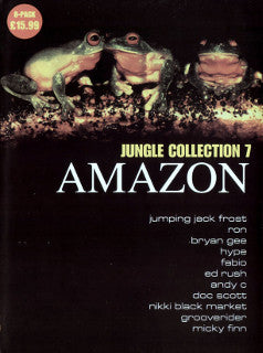 Amazon Vol.7 - Jumping Jack Frost & Ron [Download]