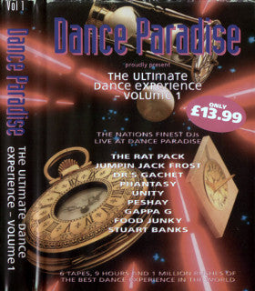 Dance Paradise Vol.1 - Unity & Phantasy [Download]