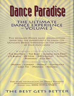 Dance Paradise Vol.2 - Slipmatt [Download]