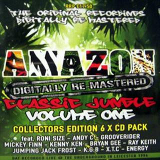 Amazon Volume One - KGB & Kenny Ken [Download]