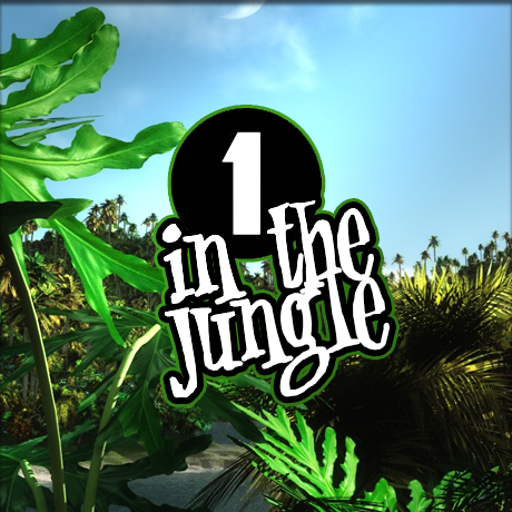 One In The Jungle - L Double and GQ - 14.06.1996 [Download]