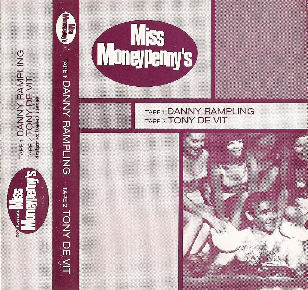 Miss Moneypenny's - Tony De Vit [Download]