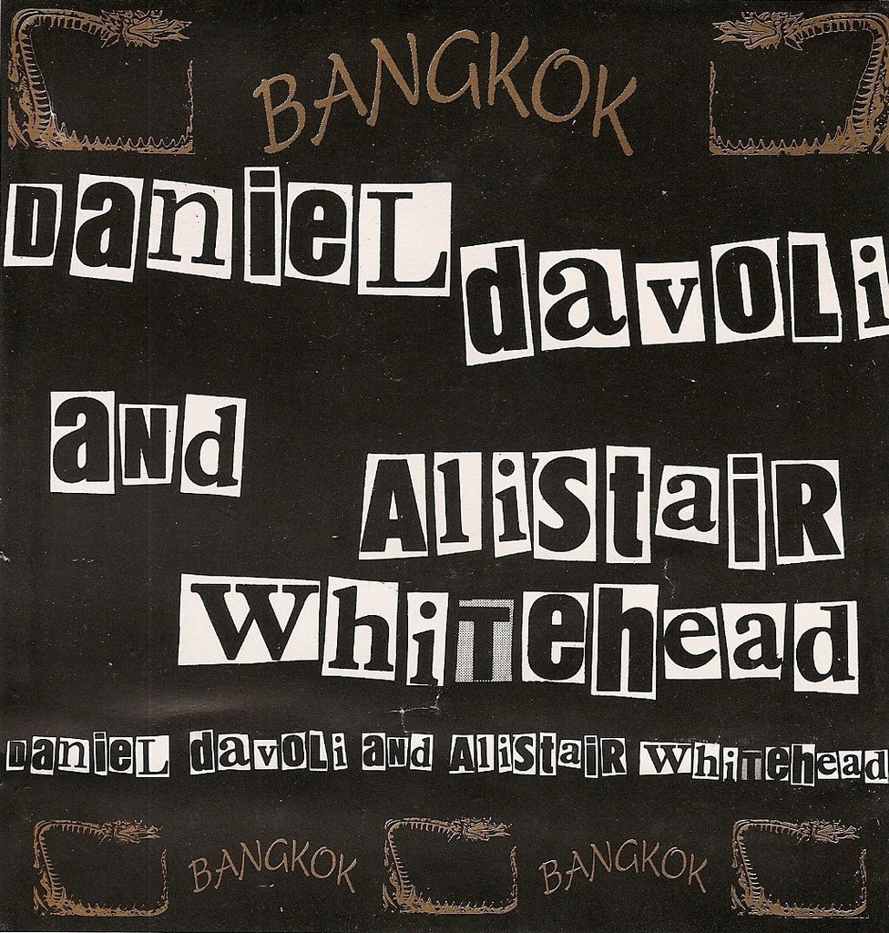 Bangkok - Allister Whitehead [Download]