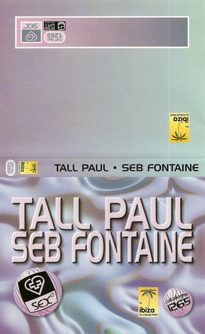 Sex (CAT1265) - Tall Paul & Seb Fontaine