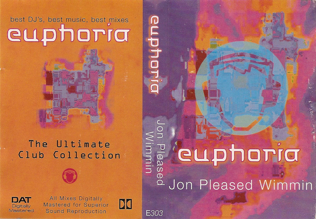 Euphoria E303 - Jon Pleased Wimmin [Download]