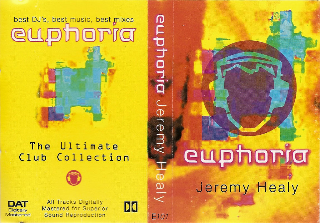 Euphoria E101 - Jeremy Healy [Download]