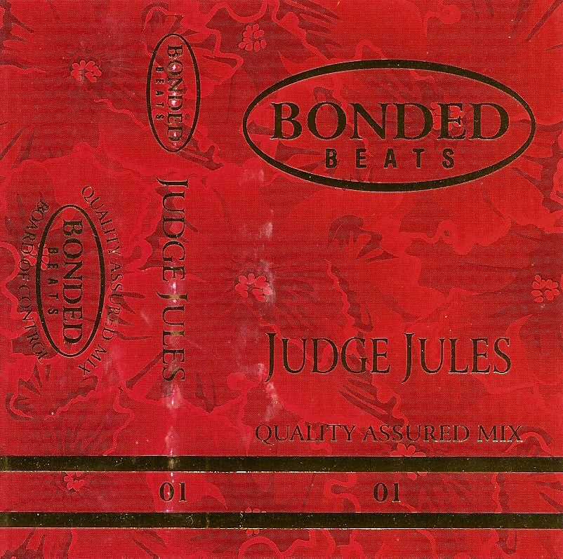 Bonded Beats MC01 - Judge Jules